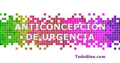 Anticoncepción de urgencia