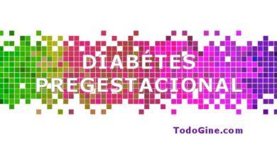 Diabetes pregestacional