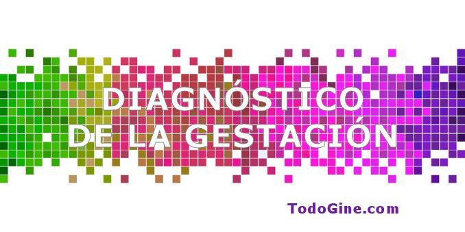 Diagnóstico de la gestación