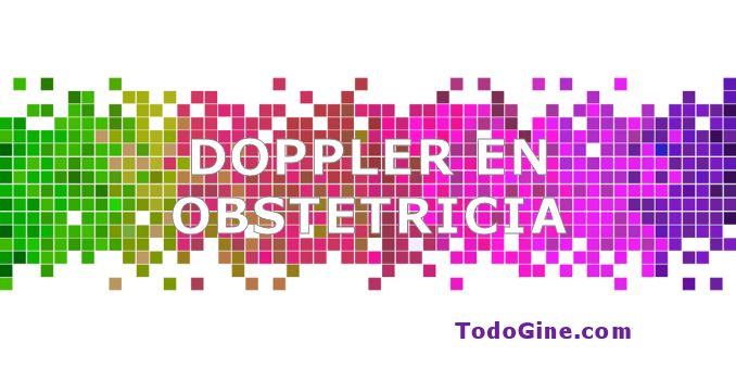 Doppler en obstetricia