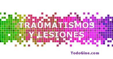 Traumatismos y lesiones